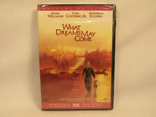 What Dreams May Come Dvd Robin Williams New Factory Sealed