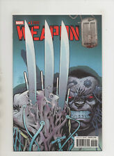 Weapon H #1 - Incredible Hulk #340 Variant Cover Swipe - (Grade 9.2) 2018