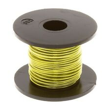 Green Chartreuse Jewellery Copper Craft Wire 0.90mm (19 AWG) 8m Reel (C79/2)