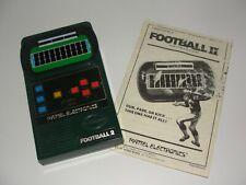 New ListingVintage - Original 1978 Mattel Electronics Football 2 Handheld Video Game