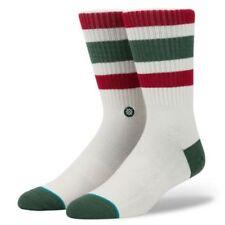 Calze e calzini da uomo verde Stance in cotone