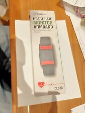 Heart Rate Monitor Armband - Bluetooth/Ant+ - Rechargable - Optical - New