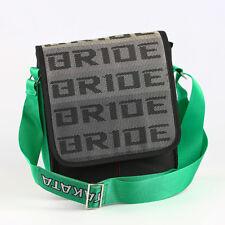JDM Crossbody Bag Racing Ipad Harness Shoulder Straps School File handbag Brride