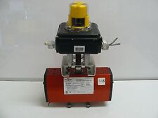 REMOTE CONTROL RCI240-DA ACTUATOR F10/107-22 WITH ACCUTRACK DUAL DISPLAY MONITOR
