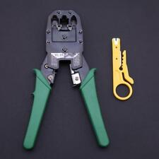 RJ45 RJ11 Wire PC Network Cable .Crimper Pliers Professional Multifunctio UPOO