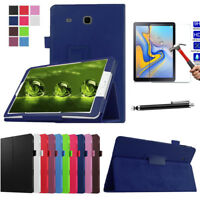 Smart Leather Tablet Folding Case Cover For Samsung Galaxy Tab A2 10.5 T590 T595