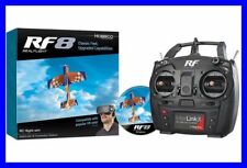 Realflight 8 RC Helicopter Flight Simulator w/ Interlink X MD 2 MD2 GPMZ4550