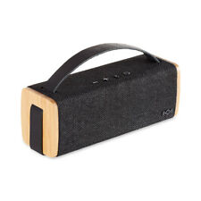 House Of Marley Riddim BT Bluetooth Wireless Portable Speaker with Mic NEW