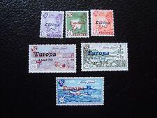 HERM ISLAND - 6 vignettes 1961 n** (europa) (col1)