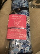 Lilly Pulitzer Nwt Multi Blue High Tide 5 Piece Gwp Grilling Set