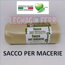 Sacchi Buste Per Calcinacci 40x70 Resistenti Ambra Robusti 10 Pezzi Resistenti Business & Industrial