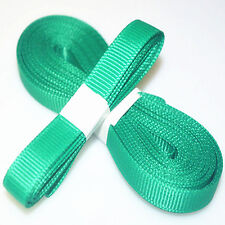 "5yds 3/8"" (10 mm) Bark green Solid Christmas Grosgrain Ribbon Hair Bows Ribbion"