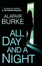 New, All Day and a Night (Ellie Hatcher), Burke, Alafair, Book