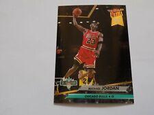 1993-94 Fleer Ultra NBA Jam Session Card #216 Michael Jordan Bulls HOF