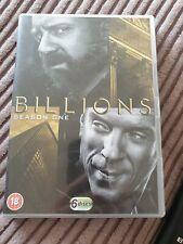 Billions: Season 1 (DVD)