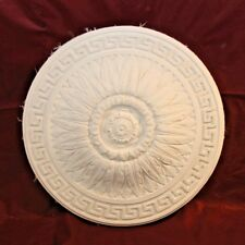 Victorian Centerpiece Ceiling Rose.  Handmade 450mm Cornice Direct
