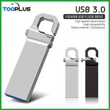 Flash Drives Memory Metal Flash Drive 2Tb Usb 3.0 Pen Thumb U Disk For Pc Laptop