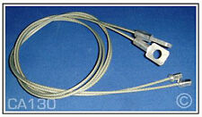 Chrysler Lebaron ConvertibleTop Hold Down Cables, Pair 1992-1995