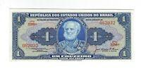 1 Cruzeiro Brasilien 1956 UNC C012 / P.150c - Brazil Banknote