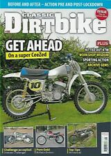 CLASSIC DIRT BIKE-No.56*Post Included To UK(Will Ship Worldwide)