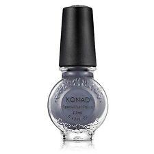 Konad Stamping Nail Art S58 Gray 11ml Special Polish DIY Made in Korea