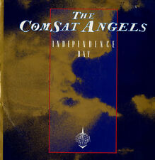 """COMSAT ANGELS - INDEPENDENCE DAY: 2 X 7"""" VINYL SINGLE (1984 - NEW/UNPLAYED)"""