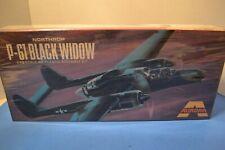 Vintage Aurora P-61 Black Widow - Year 1969 Sealed