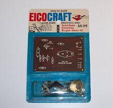 EICO UNBUILT Burglar Alarm vintage electronic kit transistor project lab set NOS