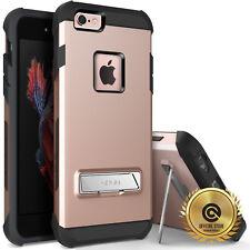 OBLIQ iPhone 6S Plus /6 [Skyline Advance] Case Dual Layer Metal Kickstand Cover