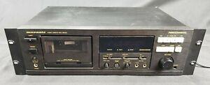 MARANTZ PMD502 Cassette Deck Made in Japan Dolby B C