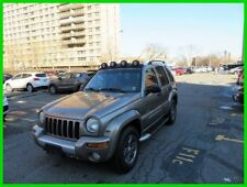 2002 Jeep Liberty Renegade 4dr 4WD SUV