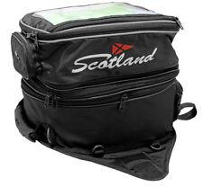 Borsa Serbatoio Moto Universale 30/40 litri 400096 Magneti cinghie Scotland