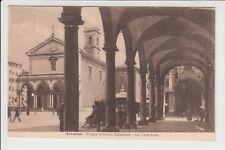 AK Livorno, Toscana, Piazza Vittorio Emanuele, La Cattedrale 1920