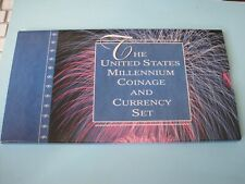 United States Millennium Coinage & Currency Set / PGP