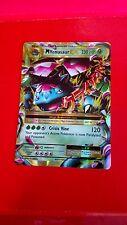 Mega Venusaur EX Pokemon Card