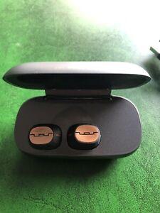Sol Republic Amps Air In Ear Wireless Headphones Rose Gold
