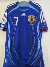 Japan 2006 Nakata Home Wc Football Shirt Size Medium /39759
