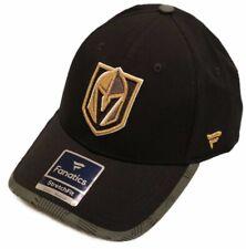 Vegas Golden Knights Fanatics Branded Iconic Training Speed Flex Black Hat NHL