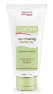 NATURA LOOK Natural Look Cool Feet Rejuvenating Pedimask 200g