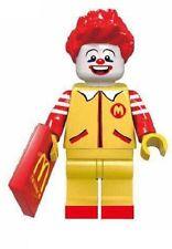 Ronald McDonald Mini Figures UK Seller Fits Lego