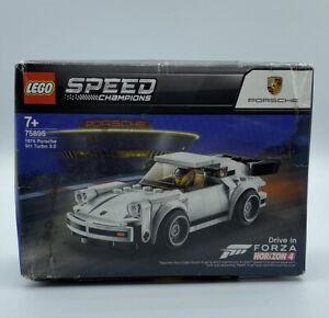 LEGO Speed Champions 1974 Porsche 911 Turbo 3.0 (75895) Forza Horizon 4 Car New