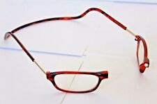 Two Magnetic Readers Clic Tortoise Frame # 88