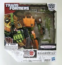 Hasbro Transformers Generations Voyager Class Roadbuster Figure
