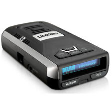 Uniden R1 Extreme Long Range Radar Laser Detector 360 Voice Alert DSP - Silver