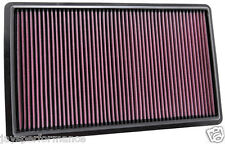 KN AIR FILTER (33-2432) REPLACEMENT HIGH FLOW FILTRATION