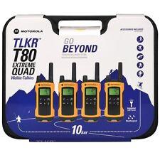 Motorola tlkr t80 Extreme quad antigrasa PMR radio