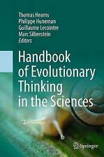Handbook of Evolutionary Thinking in the Sciences by Springer (Paperback, 2016)