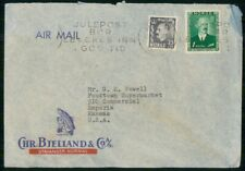 Mayfairstamps Norway Ad Cover Stanvanger Bjelland & Company wwk29793