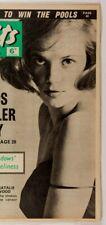 NATALIE WOOD Sylvie Vartan PIER ANGELI James Dean BOBBY MOORE Tit-bits magazine
