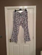Fleece Floral Everyday Plus Size Nightwear for Women